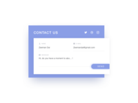 Day 28 - Contact Us