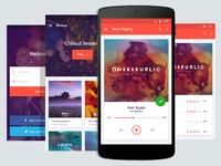 Music app full preview