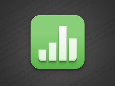 Kissmetrics Reader Icon ios icon iphone app ios icon