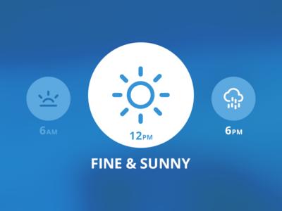 Fine & Sunny
