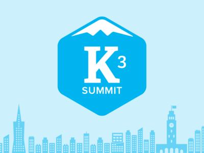K3 Summit branding