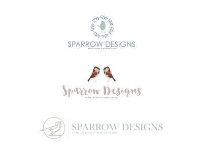 Sparrow Designs | Logo Design & Branding