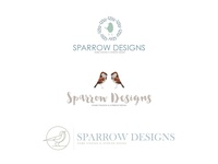 Sparrow Designs | Logo Design & Branding