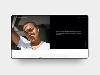 Crabtree & Evelyn Rebrand – Web 02 desktop website user experience ux ui typogaphy shop cosmetics product online minimalist logo layout iconography ecommence digital crabtree evelyn branding