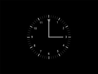 EuroTwenty16.com clock