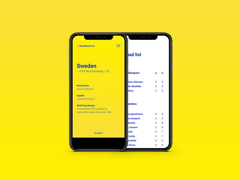 Dribbble iphone x sweden