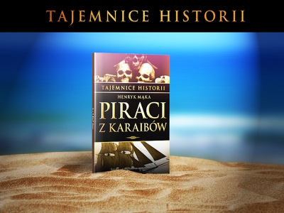 Tajemnice Historii pirates of the caribbean pirates pirate banner banner ad digital books book illustration advertise commercial advert