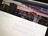 The Law Office of Paul B. Mack
