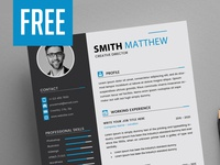 Free CV / Resume Templates Download cover letter template clean resume simple resume free psd resume free psd files download resume update resume psd resume a4 resume cover letter 2 page resume resume template freebie free resume