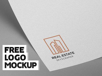 Logo Mockup - FREE visual identity banding design logo present logo logo paper paper mockup free psd mockup free psd files freebie psd mockup logo mockup