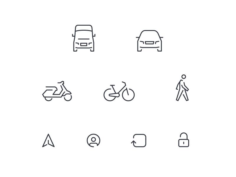 Stuart icons