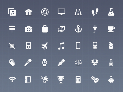 Picas Classic Released picas icons classic vector psd icon ios iphone ipad mac