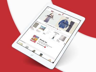 Target iPad Case Study