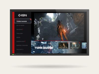 IGN Apple TV App