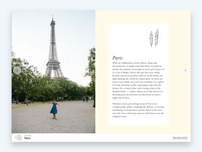 Tiny Atlas Quarterly Paris Feature