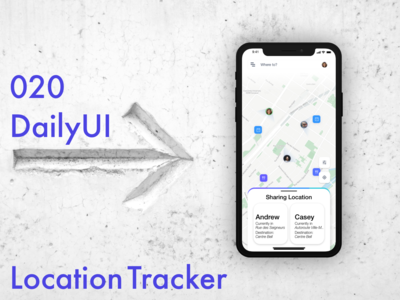 020 - Location Tracker