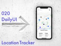 020 - Location Tracker