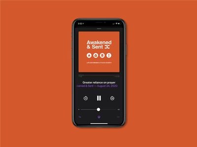 Doxa Icon Exploration church design branding podcasts bible torch flame podcast icon church