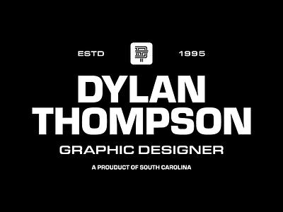 New Personal Branding logo design logomark d dt logodesign monogram branding logo