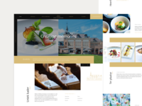 Castle of Moerkerke 🏰 - Creating memories website webdesign venue modern events castle hall banquet