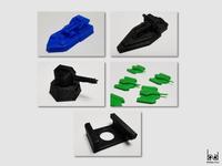 (3/3) Impresión 3D proceso / 3d print process