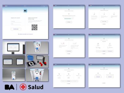 1/3 Interfaz final diseño / Final interface design