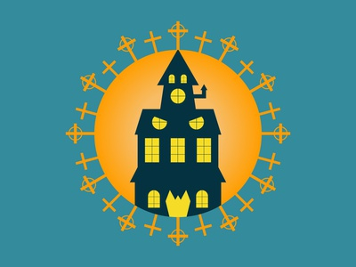 Casa embrujada / Haunted house