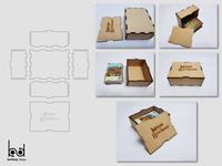 Caja Mitos y Leyendas / Myths and Legends box