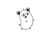 White Mouse illustration