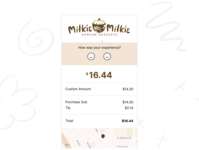Email Receipt (Daily UI 17) daily 100 challenge daily ui 17 email receipt daily ui dailyui daily 100