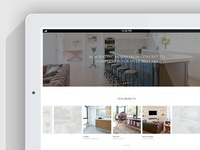 Renovation Concepts website design