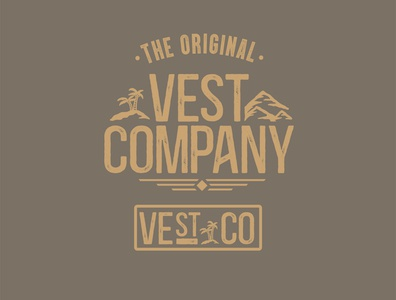 Work done for clothing line called VestCo