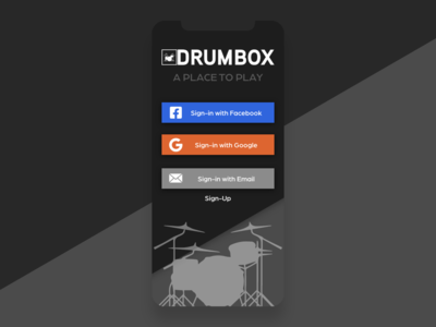 Daily UI: 003 Landing Page