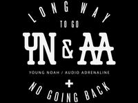 Young Noah & Audio Adrenaline Logo