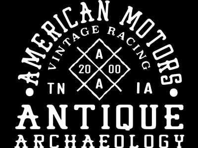 Antique Archaeology Patch