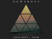 Newsboys Merchandise Design
