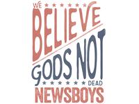 God's Not Dead Patriotic