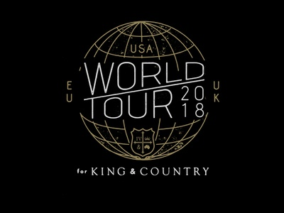For King & Country Tour Design