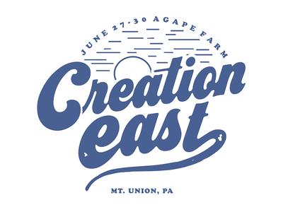 Creation East Music Festival Design