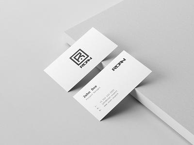 Branding - Roan web ux ui logo design branding