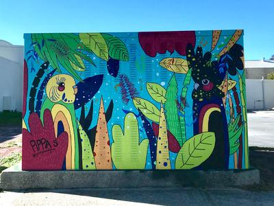Western Power Mural