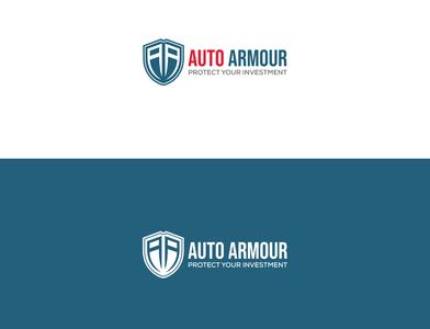 AUTO ARMOUR Logo Design