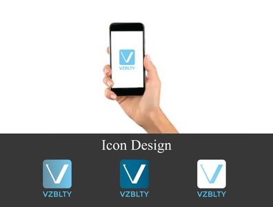 VZBLTY App Design
