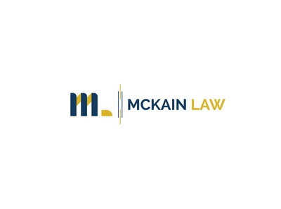 Mckain Law Logo