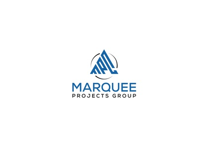 Marquee Projects Group Logo Design