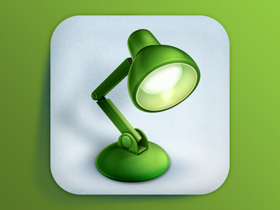 Evernote Clearly evernote clearly lamp app icon icon