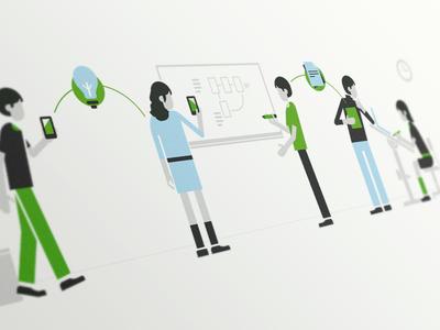 Communication Illustrations 2