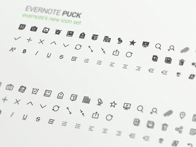 Evernote Puck