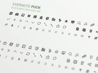 Evernote Puck