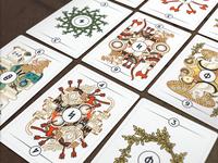 Varglan Playing Cards